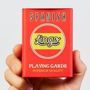 Spanish Wayfarer Tin