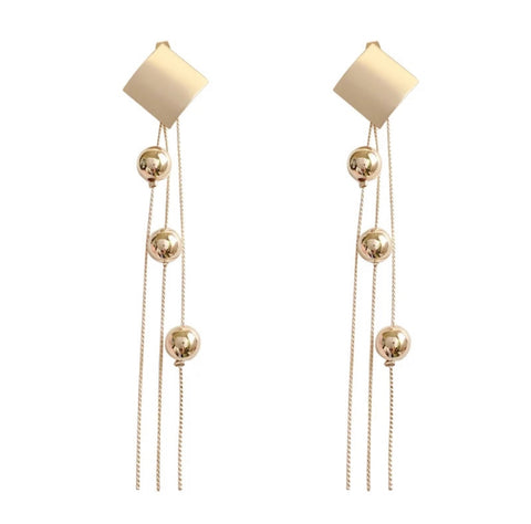 Earrings E6394
