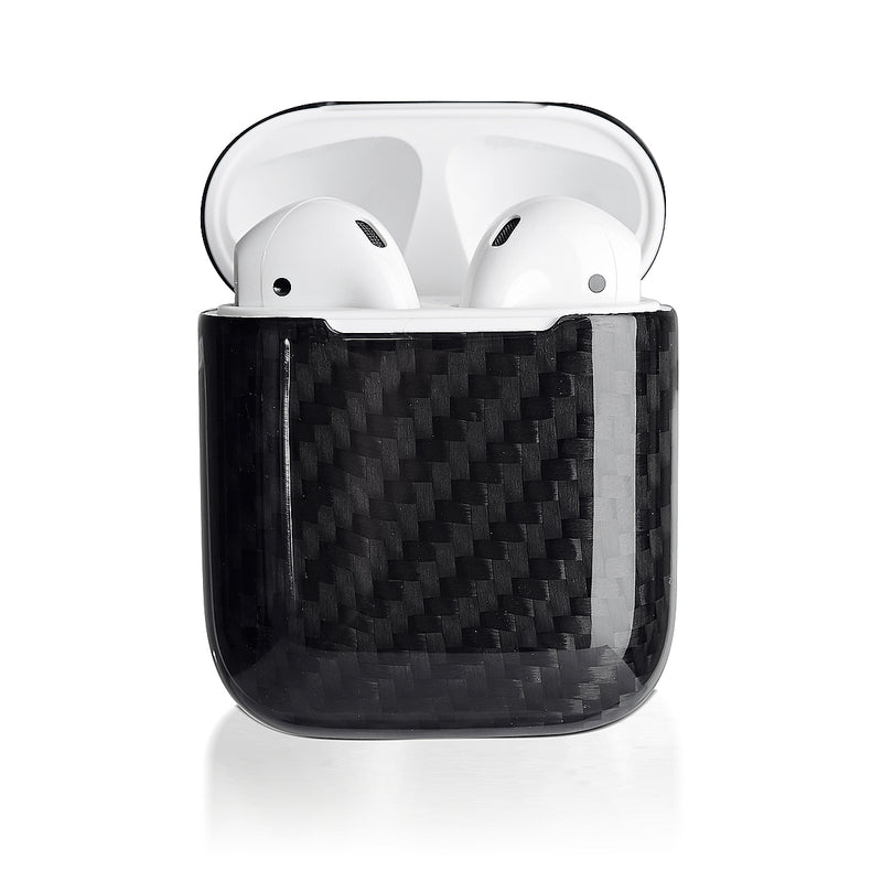 Carbon Fiber AirPod Cover ( only available in the U.S )