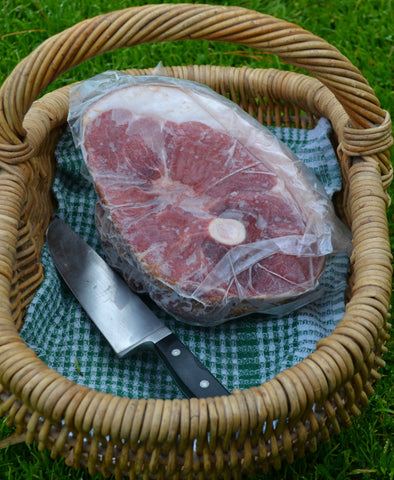 Naturally cured free range Ham