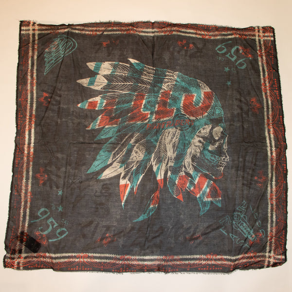 Fast Loud Apache Scarf