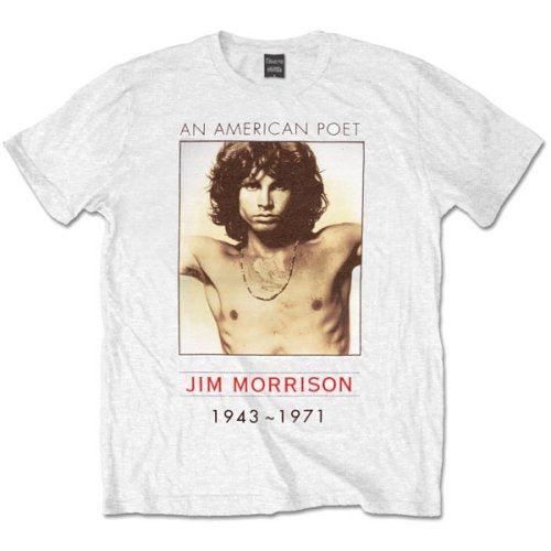 The Doors American Poet Tee