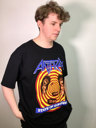 Anthrax State of Euphoria Tee