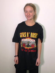 Guns N Roses Welcome to the Jungle Tee