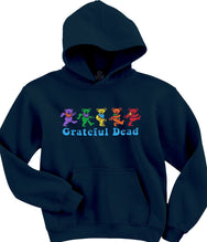 Grateful Dead Dancing Bears Hoodie