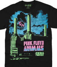 Pink Floyd Animals Blacklight Tee