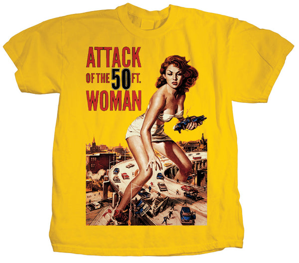 Attack of the 50 Foot Woman Tee