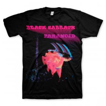 Black Sabbath Paranoid Motion Trails Tee