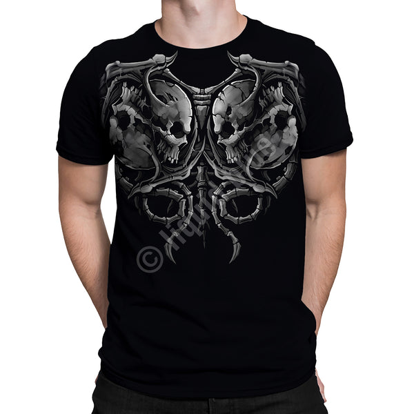 Demon Faceoff Tee