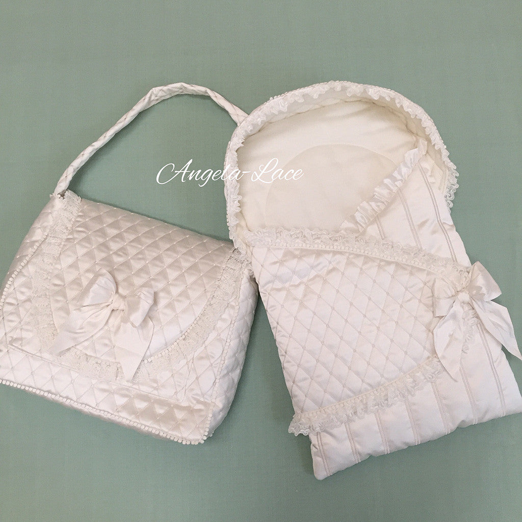 Baby Pouch & Diaper Bag Set