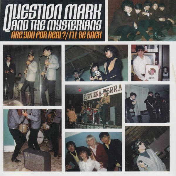 Question Mark And The Mysterians - Are You For Real