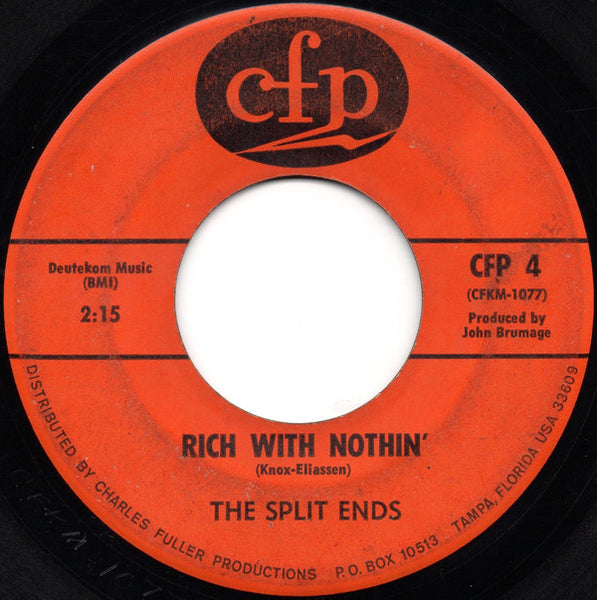 SPLIT ENDS | RICH WITH NOTHIN'