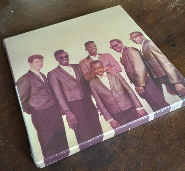 "LITTLE ED AND THE SOUNDMASTERS|S/T (3X7"" BOX SET + BOOKLET)"