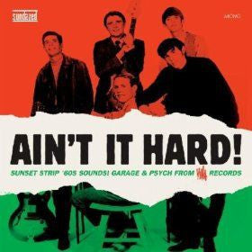 Aint It Hard! Garage & Psych from Viva Records - Various Artists