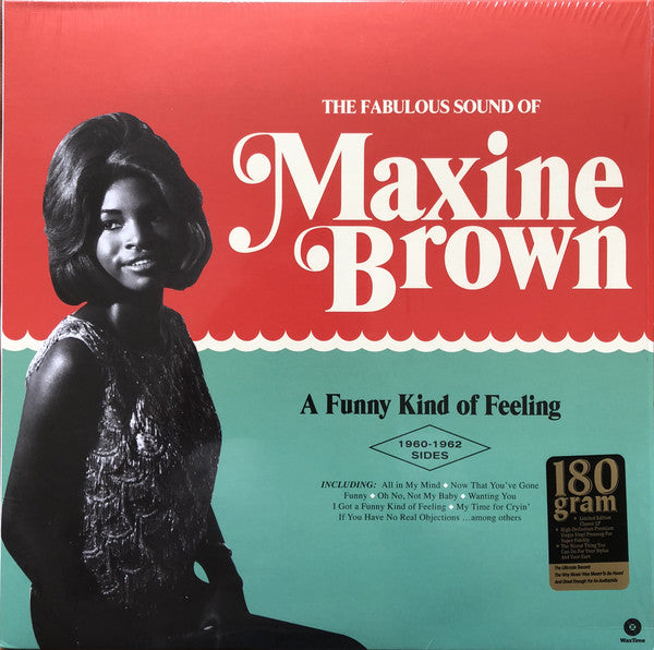 Brown, Maxine|A FUNNY KIND OF FEELING