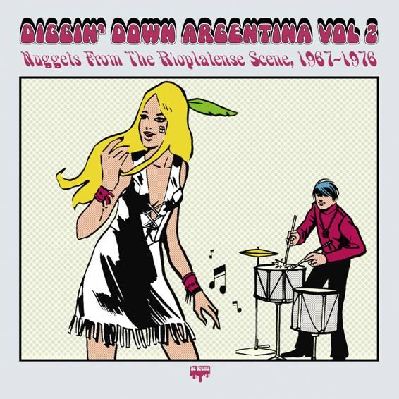 Diggin Down Argentina Vol. 2|Various Artists