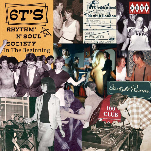 6ts: Rhythm n Soul Society - In The Beginning  - Various Artists