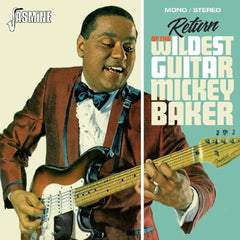 Baker, Mickey|Return of the Wildest Guitar*