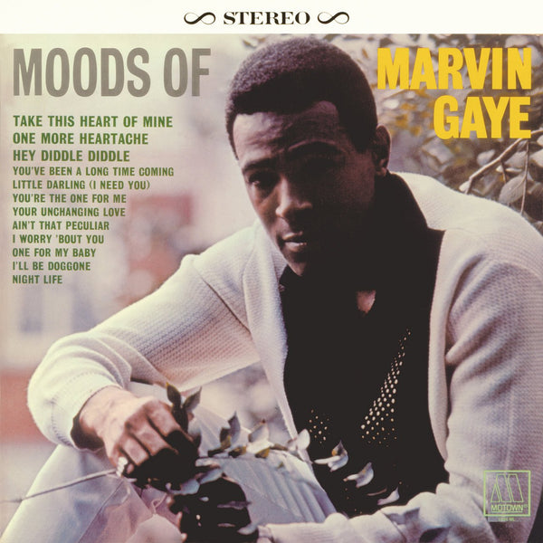 Gaye, Marvin|Moods Of...*