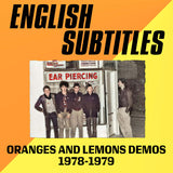 ENGLISH SUBTITLES|ORANGES AND LEMONS DEMOS 78-79