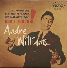 williams, andre|don't touch