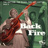 Black Fire - The Rhythm, The Blues, The Hot Guitar Vol. 2|Various Artists