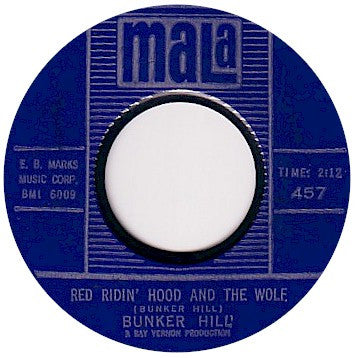 Bunker Hill|Red Riding Hood and The Wolf