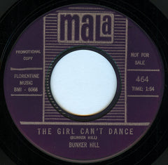 Bunker Hill|The Girl Can't Dance