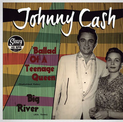 CASH, JOHNNY|BALLAD OF A TEENAGE QUEEN