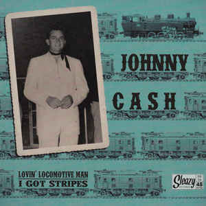 CASH, JOHNNY|LOVIN LOCOMOTIVE MAN
