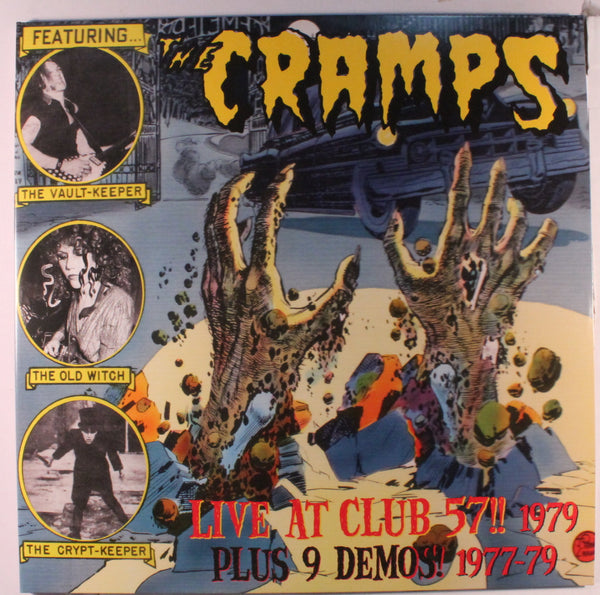 Cramps|Live At Club 57 Plus Demos