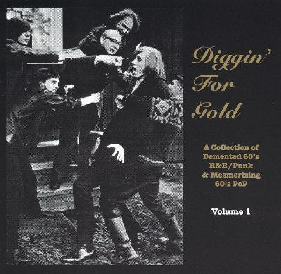 Diggin' For Gold Vol. 1|Various Artists