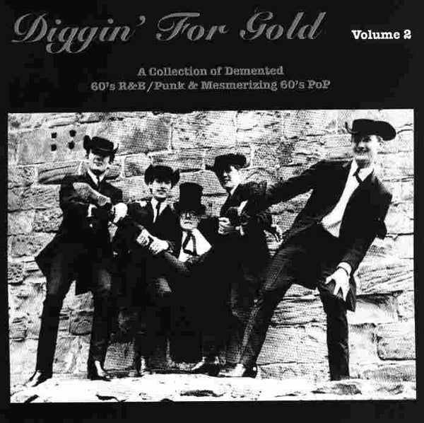 Diggin' For Gold Vol. 2|Various Artists