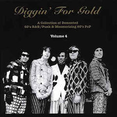 Diggin' For Gold Vol. 4|Various Artists