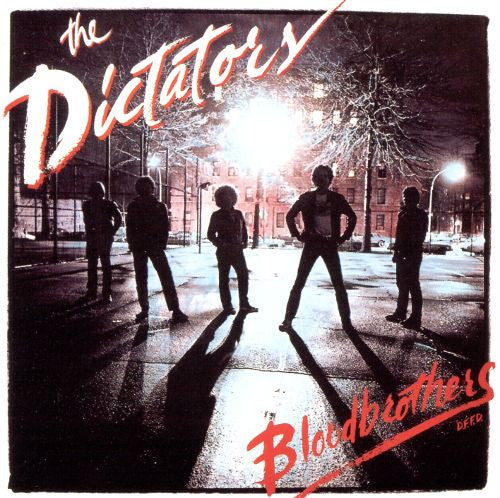 Dictators|Bloodbrothers (Col. Vinyl)