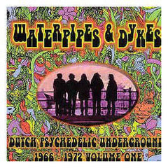 Dutch Psych - Waterpipes & Dykes|Various Artists