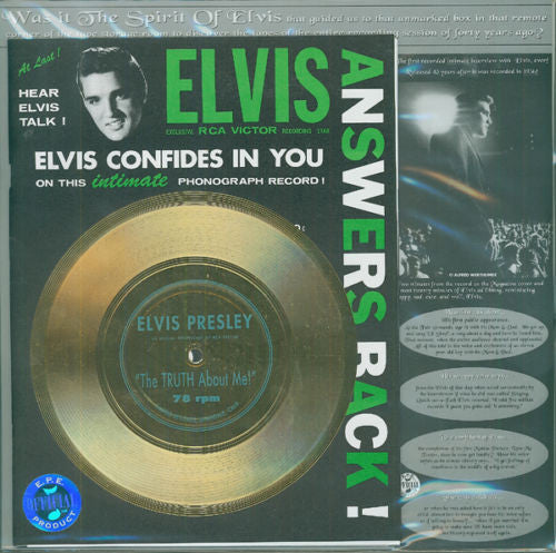 Elvis Confides In You|Presley, Elvis