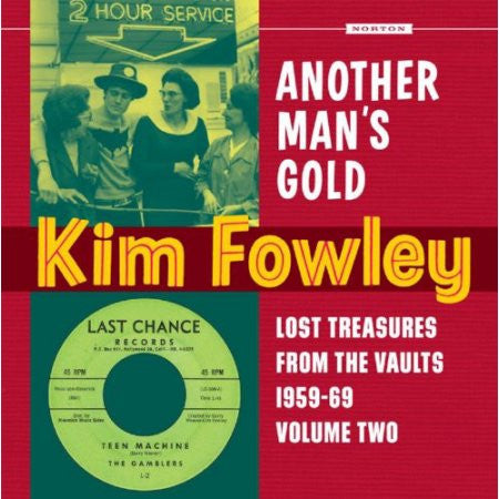 Fowley, Kim|Another Man's Gold