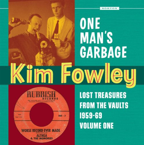 Fowley, Kim|One Man's Garbage