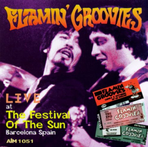 Flamin' Groovies|Live At The Festival Of The Sun