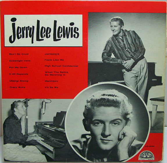 Jerry Lee Lewis|s/t
