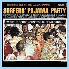 Johnston,  Bruce|Surfers' Pajama Party