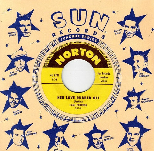 Sun Records Jukebox Series - Various Artists|CARL PERKINS Her Love Rubbed Off/ KEN COOK Problem Child