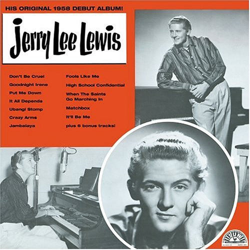 Lewis, Jerry Lee|Jerry Lee Lewis
