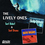 Lively Ones|Surf Rider!  +  Surf Drums