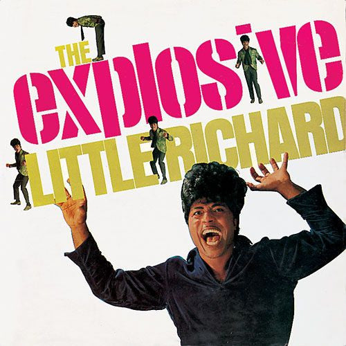 Little Richard|The Explosive