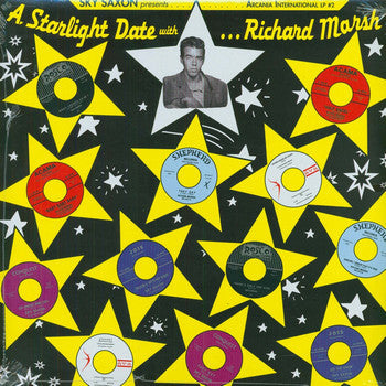 Marsh, Richard  (Sky Saxon)|Starlight Date