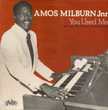 Milburn Jr., Amos|You Used Me (And Other Texas R&B Songs)*