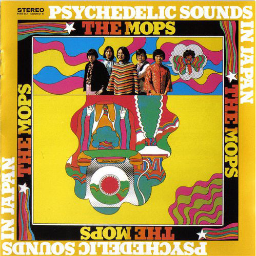 Mops|Psychedelic Sounds In Japan