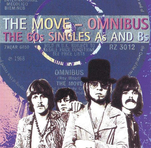 Move|Omnibus - The 60's Singles A's And B's